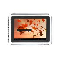 China LED Backlight Allwinner A10 9.7 Inch Android Tablet With WIFI / Ebook Reader Function wholesale