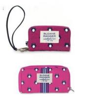 China Popular America & Europe Style Canvas Coin Purse & Wallet, Phone Bag for Girls wholesale