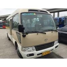 China japan toyota coaster bus petrol toyota  bus left hand drive wholesale