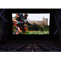 Buy cheap Indoor SMD LED Display P2 Small Pixel Pitch High Resolution Ip43 1/32 Scan Mode from wholesalers
