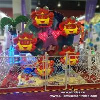 China MERRY WHEEL mini ferris wheel kiddy rides for sale funfair carvinal games indoor shopping mall wholesale