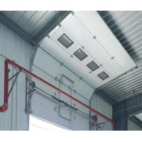 China Custom Insulated Sectional Doors Aluminum Alloy  Garage / Shop Position on sale