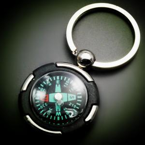 China Compass key chain wholesale