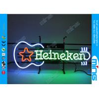China Custom Blue Neon Light Signs with CE UL Approval , 50Hz - 60Hz wholesale