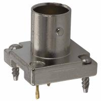 China BNC panel mount with flange Connector 4 holes wholesale