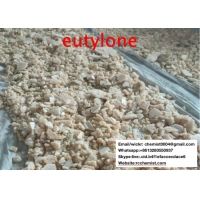 China Buy Research Chemical crystal strong light tan eutylone large stock of yellow eu ship to usa on sale