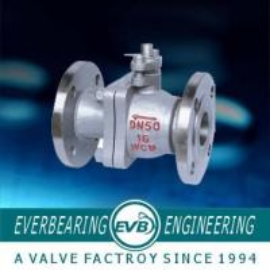 China API598 PN16 Cast Steel Ball Valve on sale