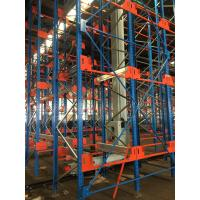 China Free Standing Fully Automated Warehouse System , Industrial Storage Racking Systems on sale