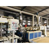 China Safe Plastic Sheet Extrusion Line For PVC Decoration Advertising Celuka Foam Board on sale