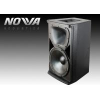 "China 400 Watt KTV Pro Audio Equipment 1x12"" Woofer With Two Way System wholesale"