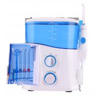China Nice Feel Rechargeable Water Flosser With 1000ml Water Tank UV Sterilization Function on sale