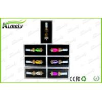 China Healthy Safe E Cigarette Cigar E Cig Atomizer Dual Coil Clearomizer For Ladies on sale