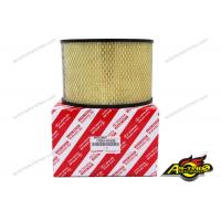 China Genuine Air filter Element Sub-Assy Japan Toyotas Parts 17801-61030 on sale