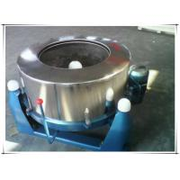 Buy cheap Professional High Spin Hydro Extractor Machine 35kg To 100kg ISO Certificate from wholesalers