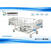 China Five Functions Electric Hospital Care Bed Moteck Motor Taiwan Brand wholesale