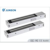 China Normal Open Electromagnetic Lock 600lbs JS-280S Zinc Finishes For Access Control wholesale