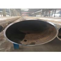 China HF ERW / EFW double side surbmerged SSAW LSAW carbon steel pipes for line pipes or structure wholesale