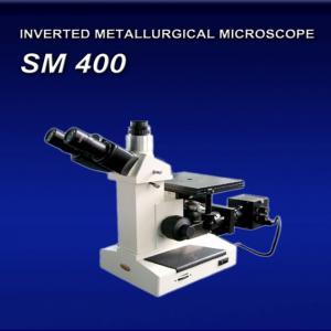 China Trinocular Metallurgical Microscope SM400 wholesale