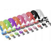 China Colorful USB Data Cables for iphone4 wholesale