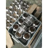 China Stainless Steel Forged Fitting , ASME B16.11 ,  MSS SP-79 , And MSS SP-83 , NPT , SW wholesale