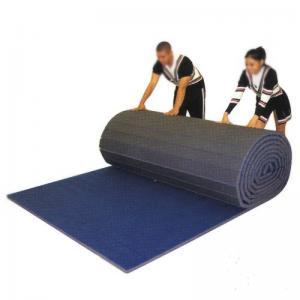 China Commercial Kids Gymnastics Exercise Flooring Mats / Cheerleading Tumbling Mats wholesale