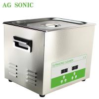 China Digital Ultrasonic Cleaner for Bike Parts / Bike Chain / Motor Parts 28khz wholesale