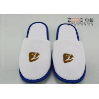 China Luxury Design Hotel Disposable Slippers For Men / Women OEM Available on sale