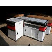 Buy cheap Curved Checkout Counters For Retail Stores from wholesalers
