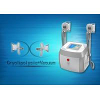 Mini Cryolipolysis Slimming Machine With 40KHZ Ultrasound Cavitation RF 1- 50J/cm2