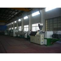 China Traction PVC Pipe Extrusion Line For Agricultural Water Supply wholesale