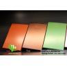 China Decoration Aluminum Cladding Solid Aluminum Metal Facade PVDF Coating wholesale