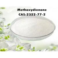 99% Purity Body Building Suppliments Methoxydienone CAS 2322-77-2 , 99% Content
