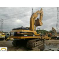 China Japan Made Used Cat 330bl Excavators For Sale , Mining Use Cat 30 Ton Excavator wholesale