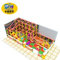 China Residential Kids Soft Indoor Playground Equipment Ocean Theme Anti - Static on sale