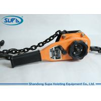 China HSH Manual Chain Hoist Chain Sling Type 3m Lifting Height 1 Year Warranty wholesale