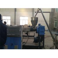 Buy cheap PE Plastic Board Making Machinery , PE Wood Plastic Board Extrusion Line For Sheet Board from wholesalers
