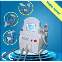 China Three System Fractional thermal RF + IPL +ultrasound cavitation multifunction machine wholesale