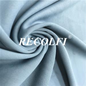 China Bikini Bottom Yoga Pants Fabric With 3-5 Class Good Colour Fastness wholesale