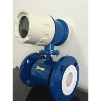 Full Bore Electromagnetic Flow Meter IP68 Mag Flow Water Meter
