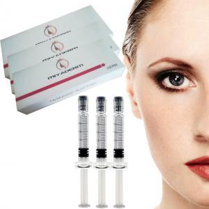 China 2 ml deep Hyaluronic Acid Gel lip enhancement surgery dermal fillers price on sale