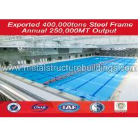 China Economical industrial storage Prefabricated Warehouse Buildings In Steel sheds wholesale