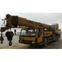 China 50T QY50K 2007 used  XCMG Truck Crane mobile crane for sale wholesale