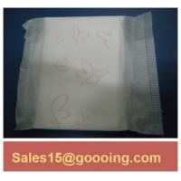 China Ultra-thin Regular Use Sanitary Napkin for Lady, Sanitary Pad, Breathable & Soft Cotton on sale