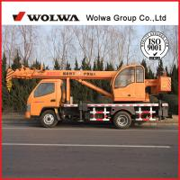 China used crane truck for sale wholesale