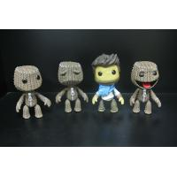 China Woven Bag Effect Custom Action Figures With Little Big Planet Logo wholesale