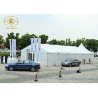 China Waterproof Aluminium Frame Tent Durable Movable Aluminum Frame Canopy Tents wholesale