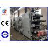 China Mesh Belt Type Rubber Batch Off Machine , Customized Rubber Processing Machine wholesale