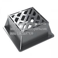 China Extra Heavy Duty Ductile Iron Manufactured BS EN124 Class E600 Gully Grating (Extreme Traffic) wholesale