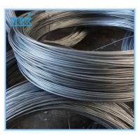 China Galvanized suspended ceiling hanger wire 14 gauge on sale