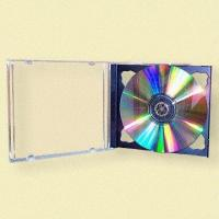 China Double CD Jewel Cases, Available in Black on sale